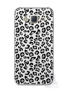 Capa Capinha Samsung J7 Estampa Onça #3