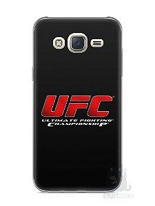 Capa Capinha Samsung J7 UFC
