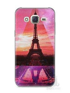 Capa Capinha Samsung J7 Torre Eiffel #2