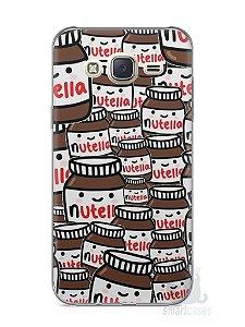 Capa Capinha Samsung J7 Nutella #1
