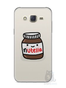 Capa Capinha Samsung J7 Nutella #2