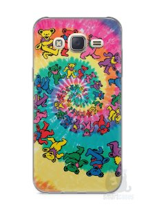 Capa Capinha Samsung J7 Ursinhos Carinhosos LSD