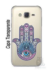 Capa Capinha Samsung J7 Mão de Hamsá #1