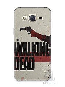Capa Capinha Samsung J7 The Walking Dead #3