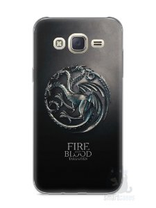 Capa Capinha Samsung J7 Game Of Thrones Targaryen