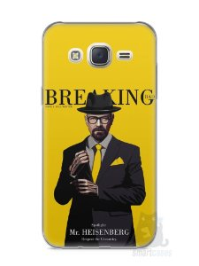 Capa Capinha Samsung J7 Breaking Bad #2