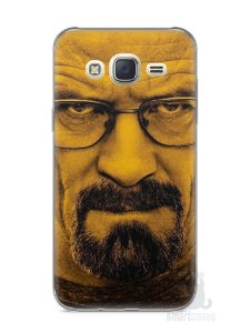 Capa Capinha Samsung J7 Breaking Bad #3