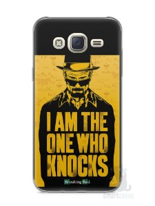 Capa Capinha Samsung J7 Breaking Bad #8