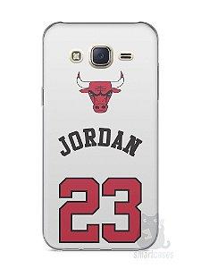 Capa Capinha Samsung J7 Michael Jordan 23