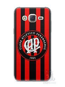Capa Capinha Samsung J7 Time Atlético Paranaense