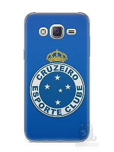 Capa Capinha Samsung J7 Time Cruzeiro #1