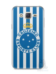 Capa Capinha Samsung J7 Time Cruzeiro #2