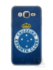 Capa Capinha Samsung J7 Time Cruzeiro #3