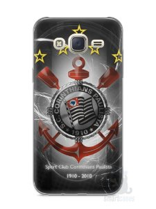 Capa Capinha Samsung J7 Time Corinthians #5