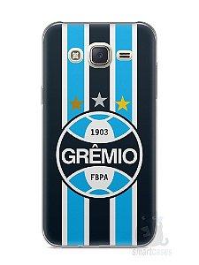 Capa Capinha Samsung J7 Time Grêmio