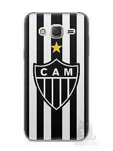 Capa Capinha Samsung J7 Time Atlético Mineiro Galo #1