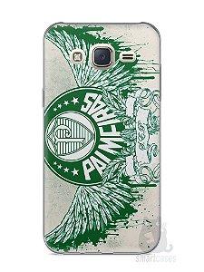 Capa Capinha Samsung J7 Time Palmeiras #3