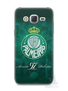 Capa Capinha Samsung J7 Time Palmeiras #5