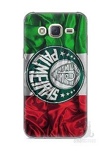 Capa Capinha Samsung J7 Time Palmeiras #7