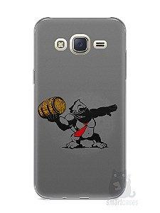Capa Capinha Samsung J7 Donkey Kong