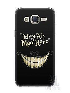 Capa Capinha Samsung J7 Alice no País das Maravilhas