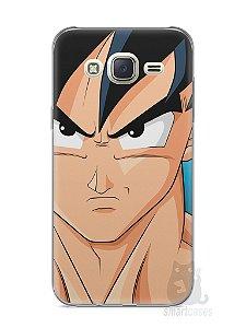 Capa Capinha Samsung J7 Dragon Ball Z Goku
