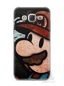 Capa Capinha Samsung J7 Super Mario #2
