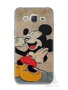 Capa Capinha Samsung J7 Mickey Mouse #3