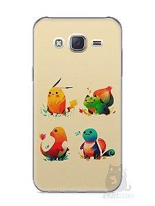 Capa Capinha Samsung J7 Pokémon #1