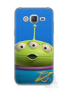 Capa Capinha Samsung J7 Aliens Toy Story #1