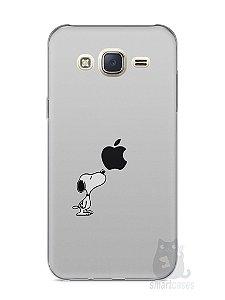 Capa Capinha Samsung J7 Snoopy #18