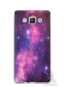 Capa Capinha Samsung A7 2015 Galáxia