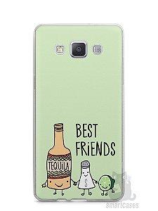 Capa Capinha Samsung A7 2015 Tequila, Sal e Limão