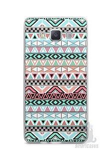 Capa Capinha Samsung A7 2015 Étnica #4