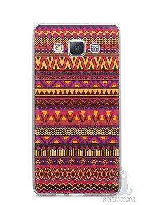 Capa Capinha Samsung A7 2015 Étnica #7
