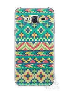 Capa Capinha Samsung J7 Étnica #9