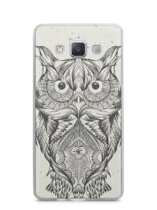 Capa Capinha Samsung A7 2015 Coruja #3