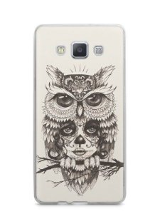 Capa Capinha Samsung A7 2015 Coruja #4