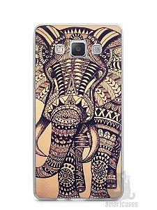 Capa Capinha Samsung A7 2015 Elefante Tribal