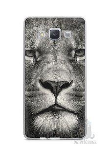 Capa Capinha Samsung A7 2015 Leão Face