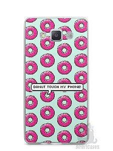 Capa Capinha Samsung A7 2015 Donut Touch My Phone