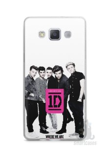 Capa Capinha Samsung A7 2015 One Direction #2