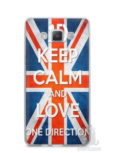 Capa Capinha Samsung A7 2015 One Direction #3