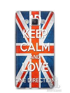Capa Capinha Samsung A7 2015 One Direction #3