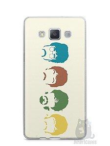 Capa Capinha Samsung A7 2015 The Beatles #1