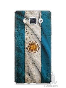 Capa Capinha Samsung A7 2015 Bandeira da Argentina #1
