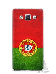 Capa Capinha Samsung A7 2015 Bandeira de Portugal