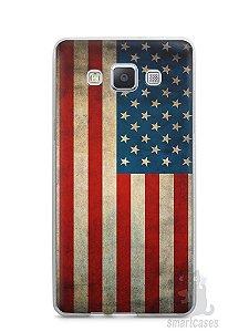 Capa Capinha Samsung A7 2015 Bandeira EUA