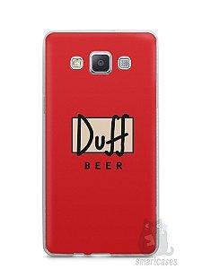 Capa Capinha Samsung A7 2015 Cerveja Duff