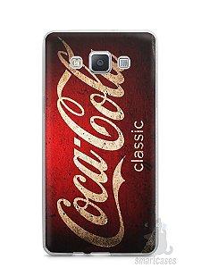 Capa Capinha Samsung A7 2015 Coca-Cola Classic
